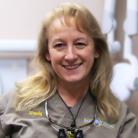 Wendy is a hygienist at Bara Dental of Hillsborough, New Hampshire.